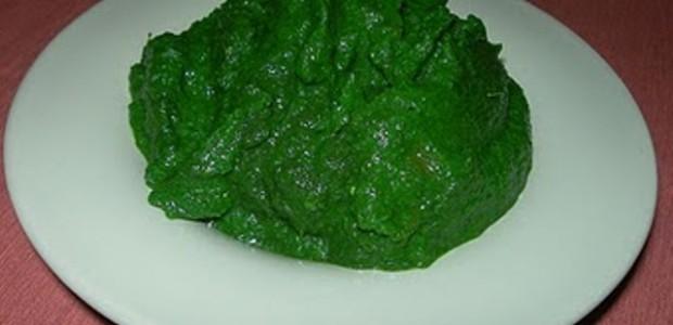 Coriander Leaves Chutney (Plain) –Method I