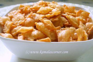 Spicy Thukkada