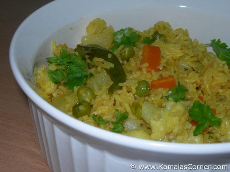 Brinji Rice