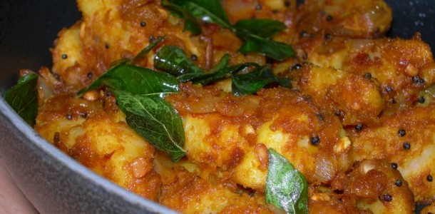 Seppankizhangu-Cololasia-Roast