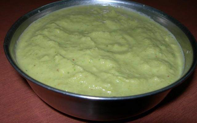 Radish (Mullangi) Chutney