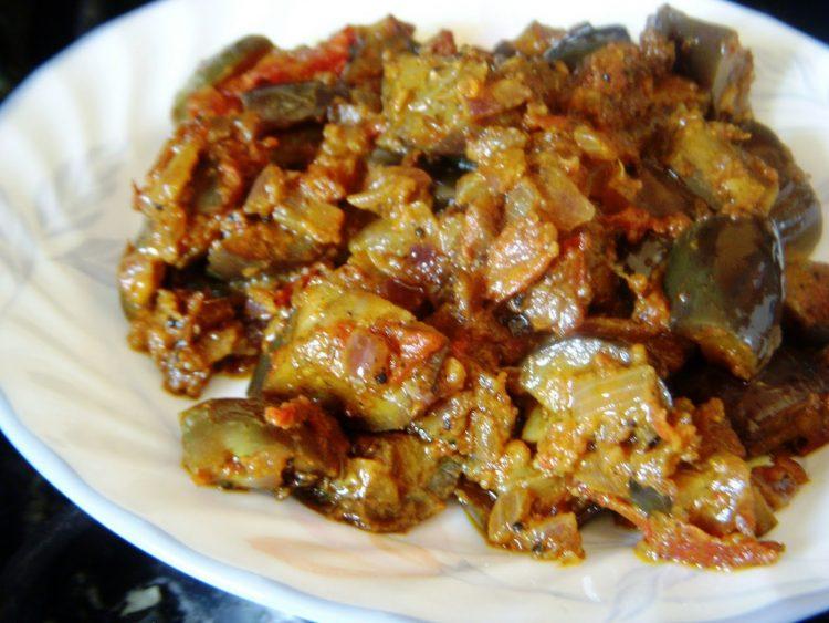 Brinjal Pepper Fry Kamala S Corner