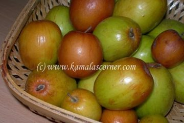Indian Jujube - Elanthai Pazham