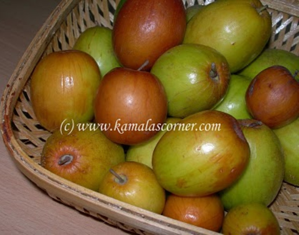Indian Jujube – Elanthai Pazham