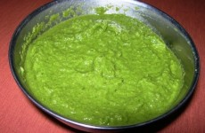spinach-chutney
