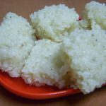 Milk Coconut Burfi