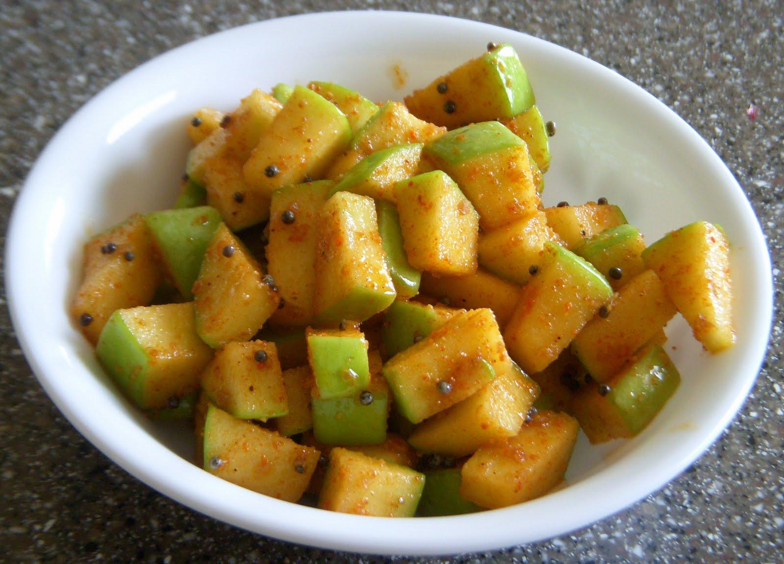 Green Apple Pickle