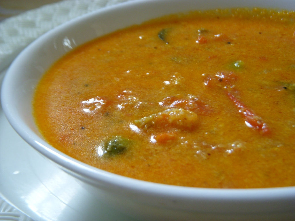 Tomato Charu