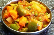 Kadai Vegetable