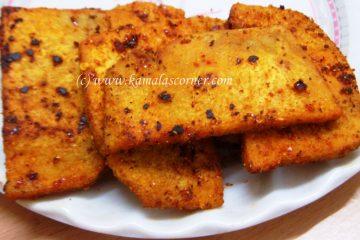 Yam Tawa Fry