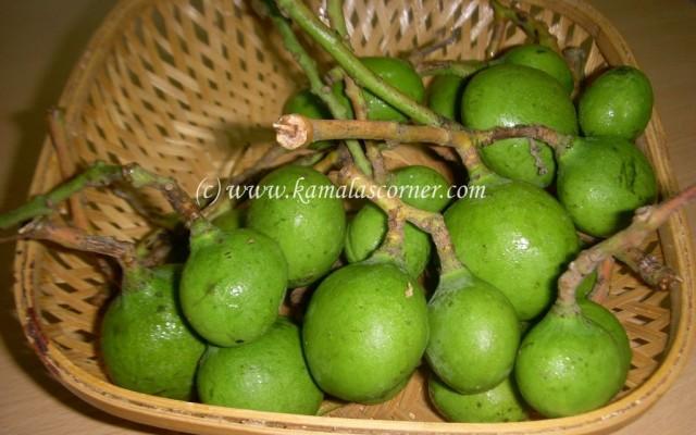 Vadu Mangai (Tender Mango Pickle)