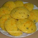 Corn Meal Idli