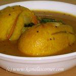 Mampazha (Ripe Mango) Sambar