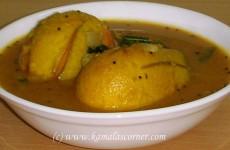 Mampazha Sambar