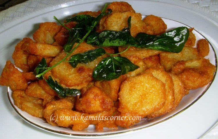 Seppankizhangu (Colocasia) Fry