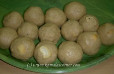 Wheat Flour Laddu