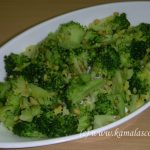 Broccoli Poriyal
