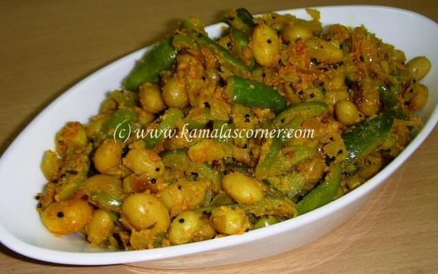 Kovakkai  Mochai (Beans Seed) Pirattal
