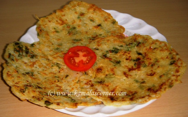 Potato Dosai