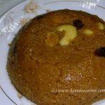 Wheat Rawa Sweet Pongal