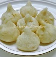Fried Modak 2