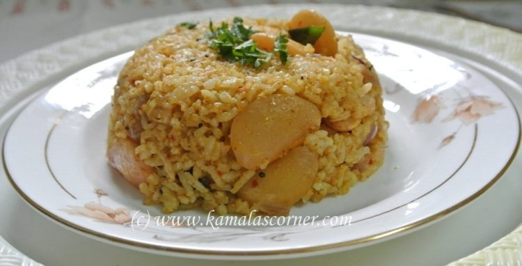 Double Beans Rice