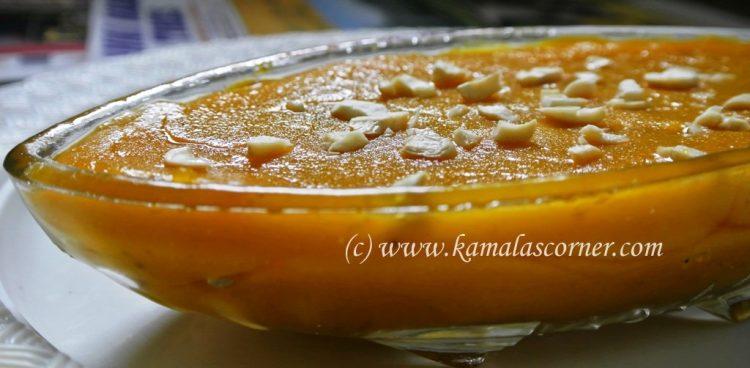 Wheat Carrot Halwa