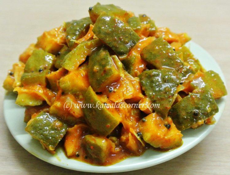 Narthangai (Citron) Pickle