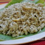 Samba Sadham (Pepper, Cumin Rice)