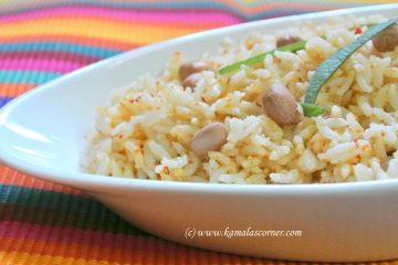 Peanut Rice1