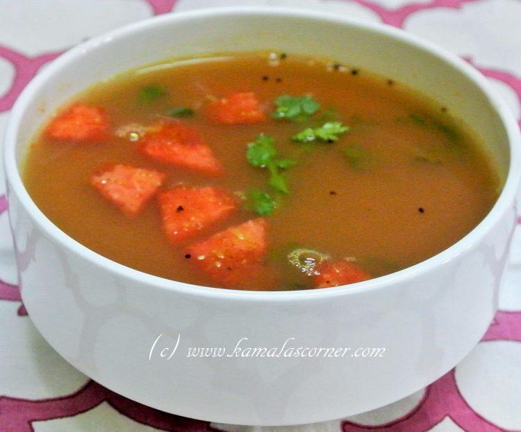 Water Melon Rasam